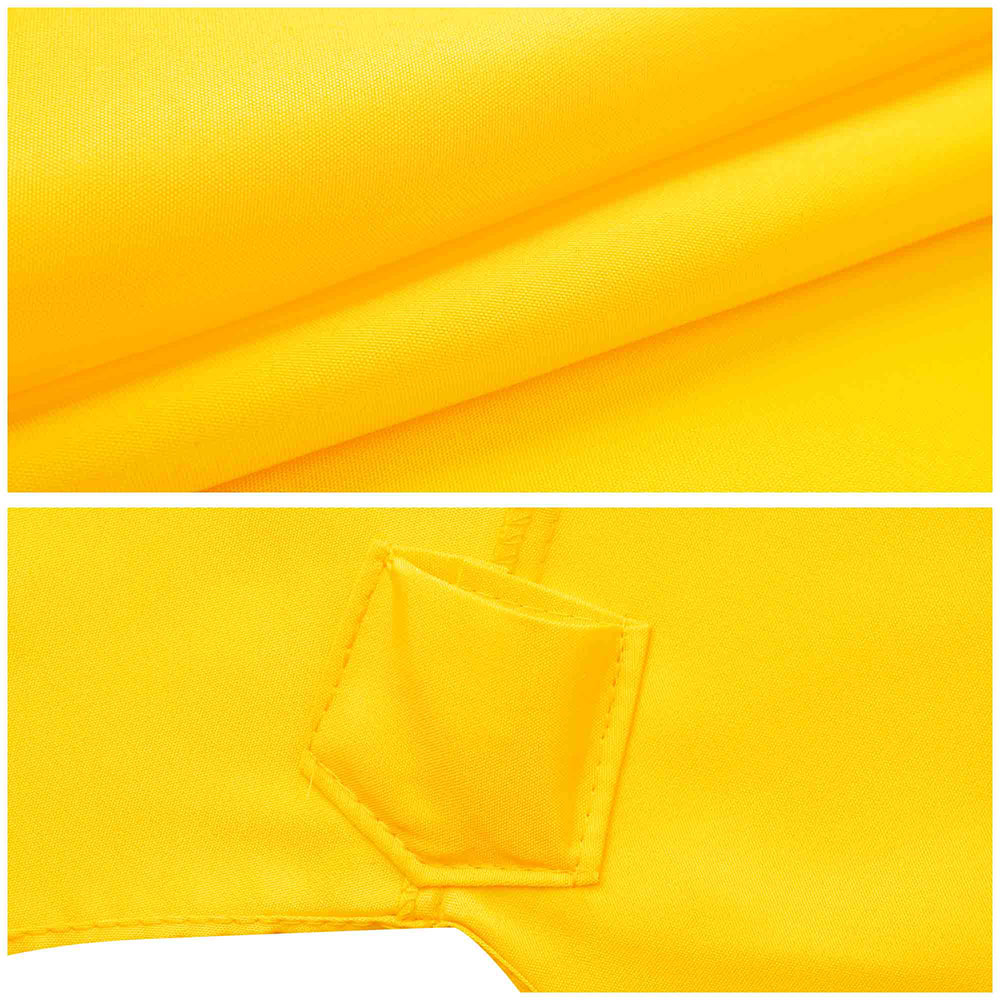 thumbnail 159 - 8'/9'/10'/13' Umbrella Replacement Canopy 8 Rib Outdoor Patio Top Cover Only Opt