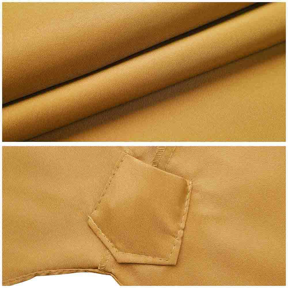 thumbnail 237 - 8'/9'/10'/13' Umbrella Replacement Canopy 8 Rib Outdoor Patio Top Cover Only Opt