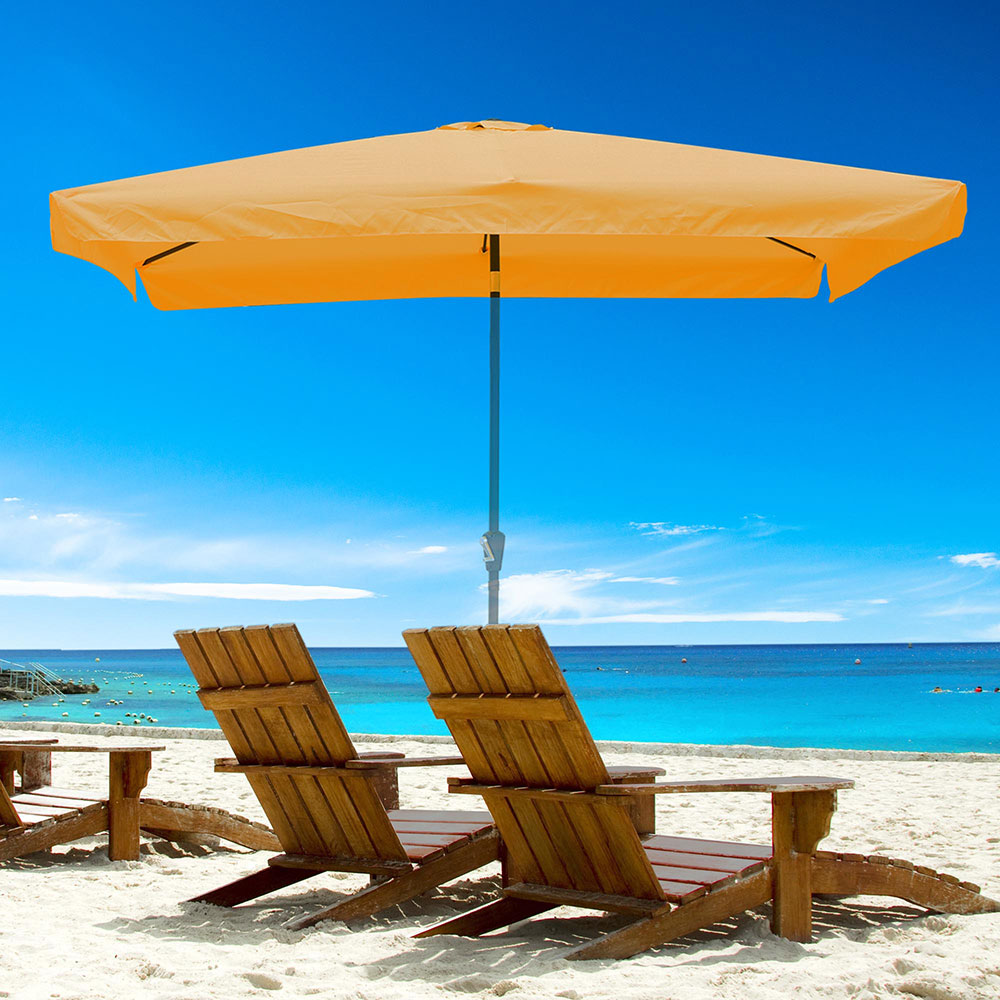 thumbnail 239 - 8'/9'/10'/13' Umbrella Replacement Canopy 8 Rib Outdoor Patio Top Cover Only Opt