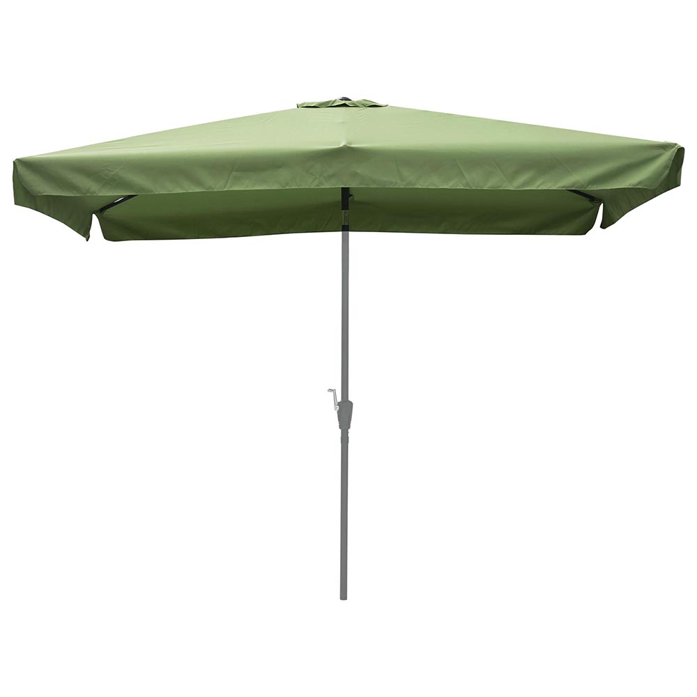 thumbnail 195 - 8'/9'/10'/13' Umbrella Replacement Canopy 8 Rib Outdoor Patio Top Cover Only Opt