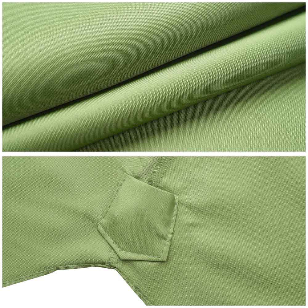 thumbnail 196 - 8'/9'/10'/13' Umbrella Replacement Canopy 8 Rib Outdoor Patio Top Cover Only Opt