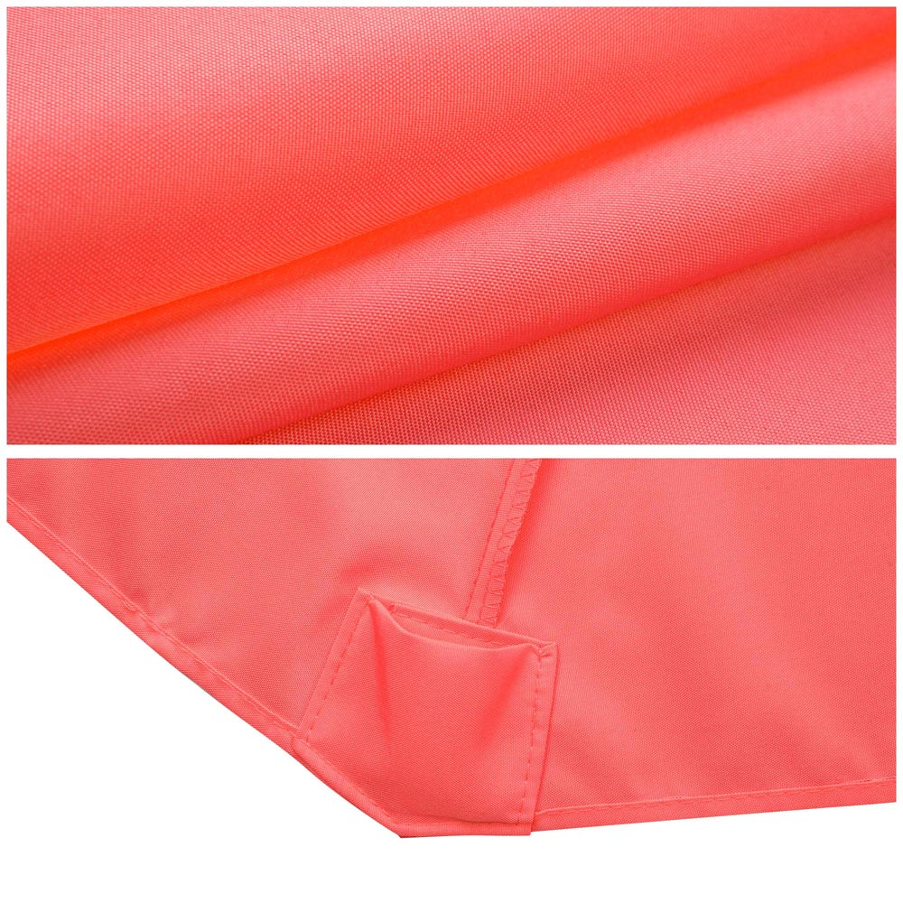 thumbnail 215 - 8'/9'/10'/13' Umbrella Replacement Canopy 8 Rib Outdoor Patio Top Cover Only Opt