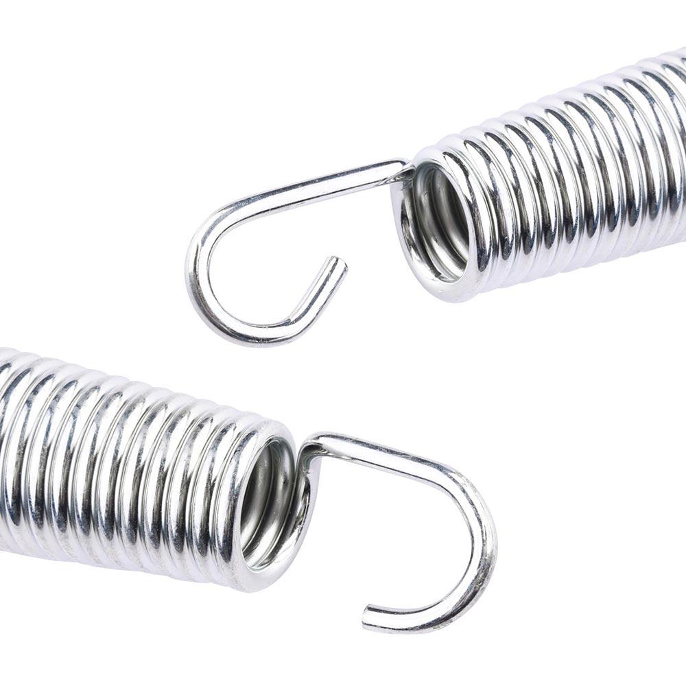 20x-Trampoline-Springs-5-3-034-7-034-8-5-034-Heavy-Duty-Galvanized-Steel-Replacement-Kit miniature 16