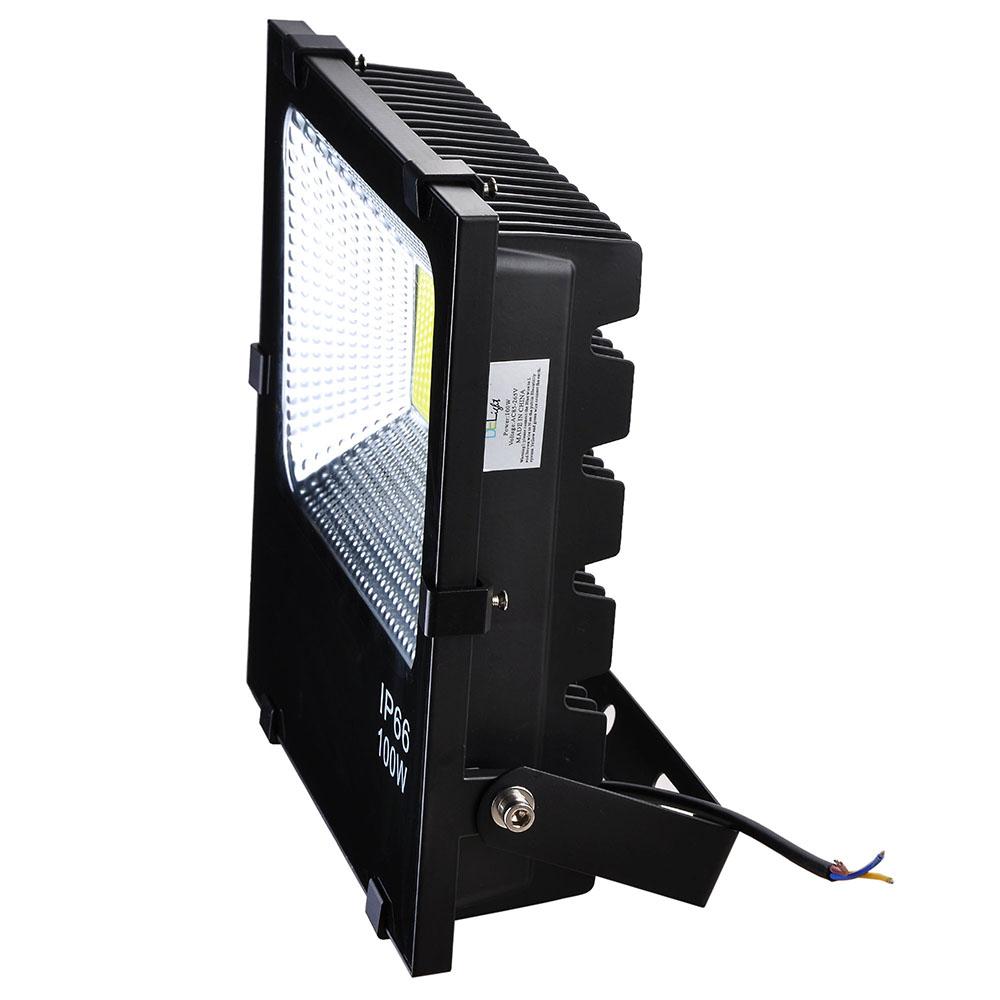 2pack 100w Led Flood Light Outdoor Security Spot White Lamp 300 Watt Equivalent 637509450915 Ebay