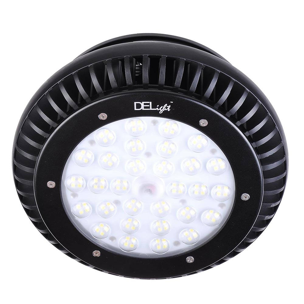 3*100W UFO LED High Bay Light Bright White Industrial Factory Warehouse Fixture