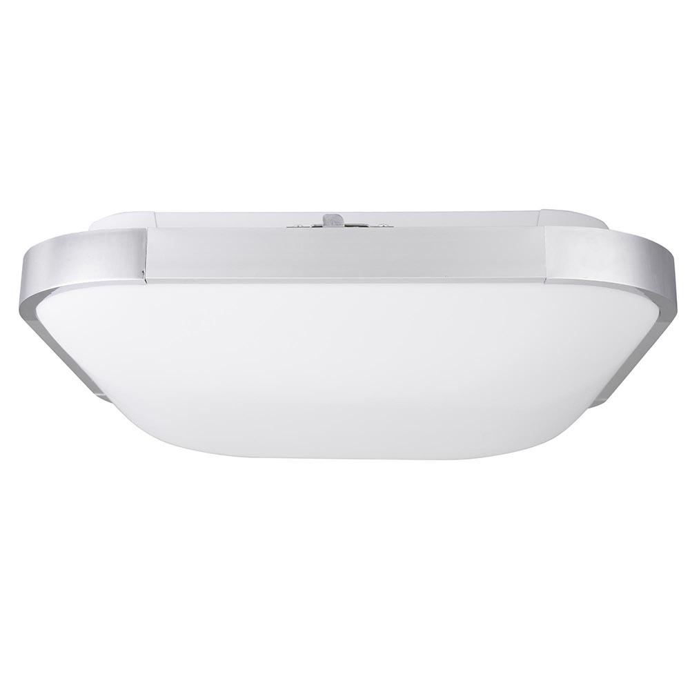 led ceiling light flush mount fixture lamp bedroom kitchen. Black Bedroom Furniture Sets. Home Design Ideas
