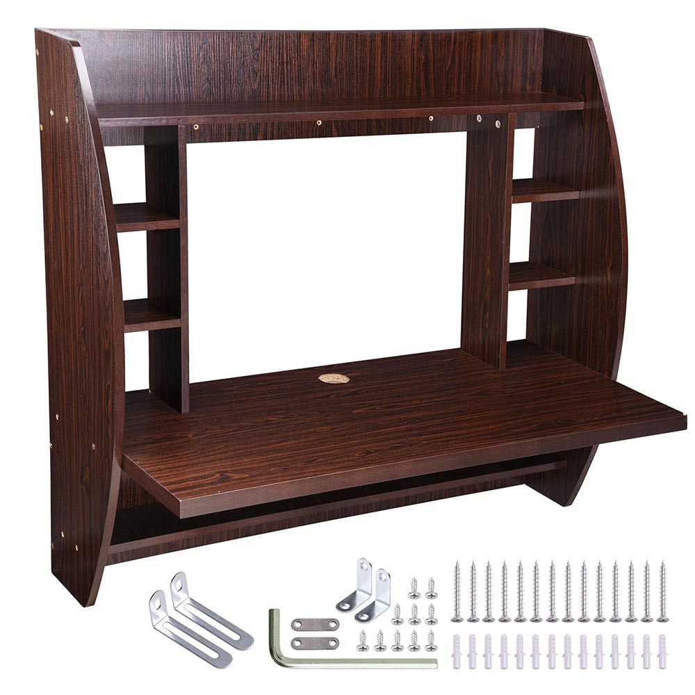 wall shelf out divine black with most spaces desk computer small storage floating originality fold desks for
