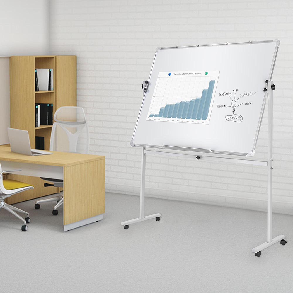 home office whiteboard. Magnetic-Writing-Whiteboard-w-Adjustable-Stand-Home-Office- Home Office Whiteboard H