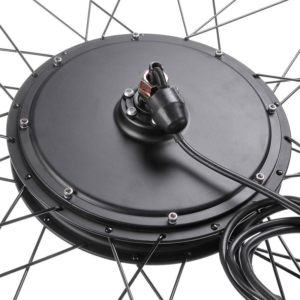 48V-1000W-Front-Rear-Wheel-Electric-Bicycle-Conversion-Kit-E-Bike-Cycling-Motor thumbnail 7