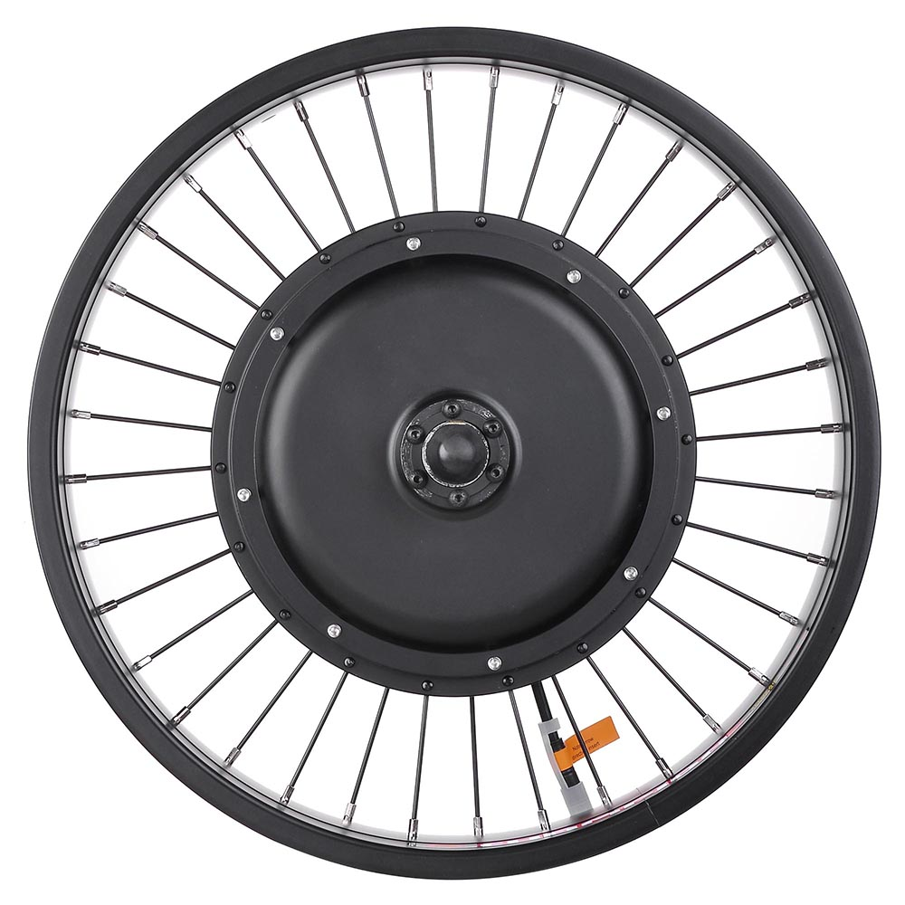 20-24-26-034-Front-Wheel-Electric-Bicycle-Motor-Conversion-Kit-Tire-750W-1000W thumbnail 4