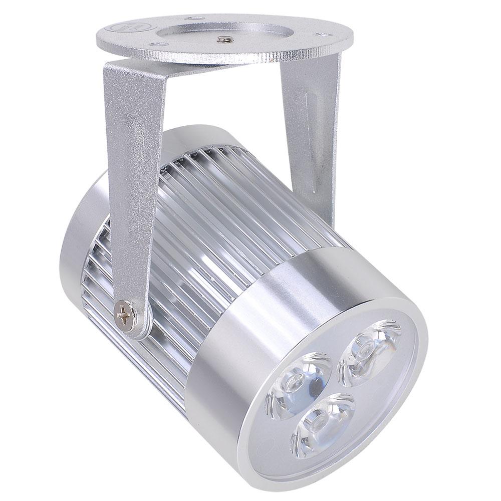 3-LED-3W-Aluminum-Pinspot-Stage-Effect-Light-Disco-Party-Display-Beam-Spotlight thumbnail 4
