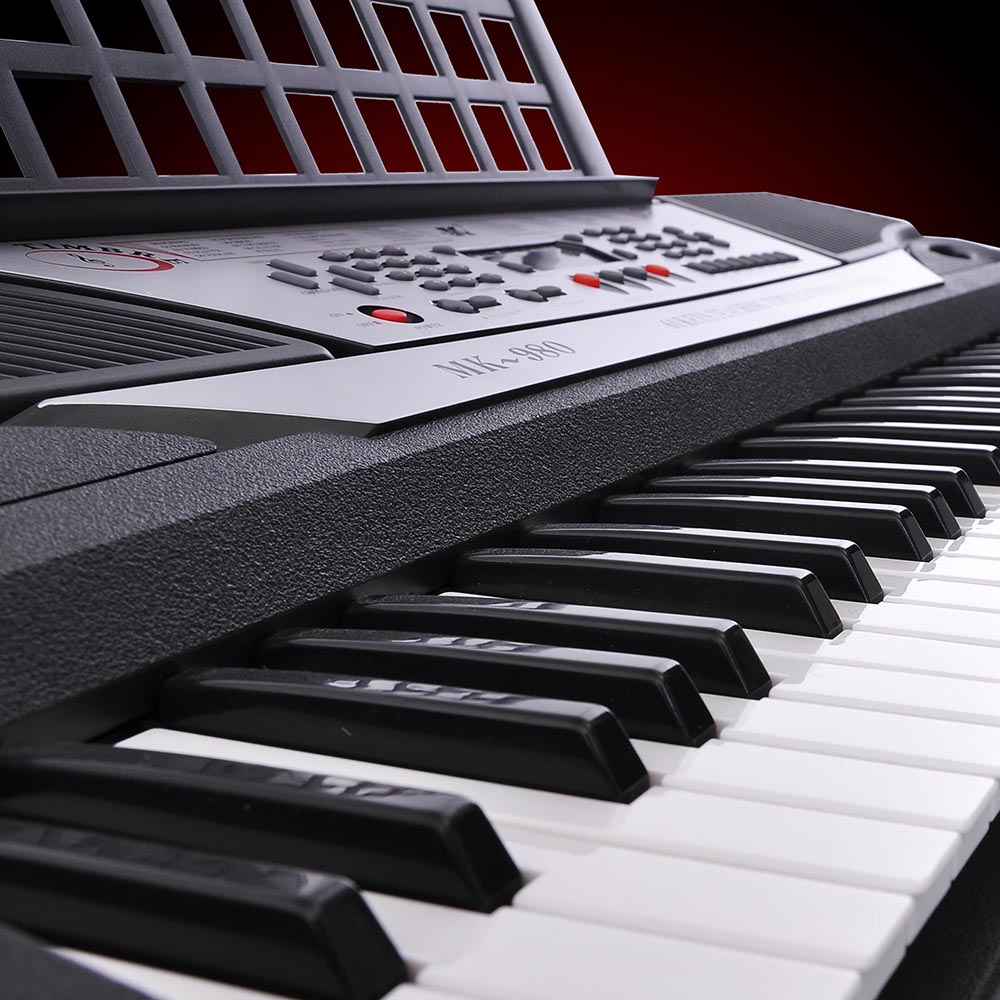 61-Key-Electric-Keyboard-Digital-Piano-Instrument-Kids-Talent-Practise-Xmas-Gift thumbnail 36