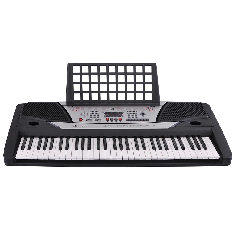61-Key-Electric-Keyboard-Digital-Piano-Instrument-Kids-Talent-Practise-Xmas-Gift thumbnail 40