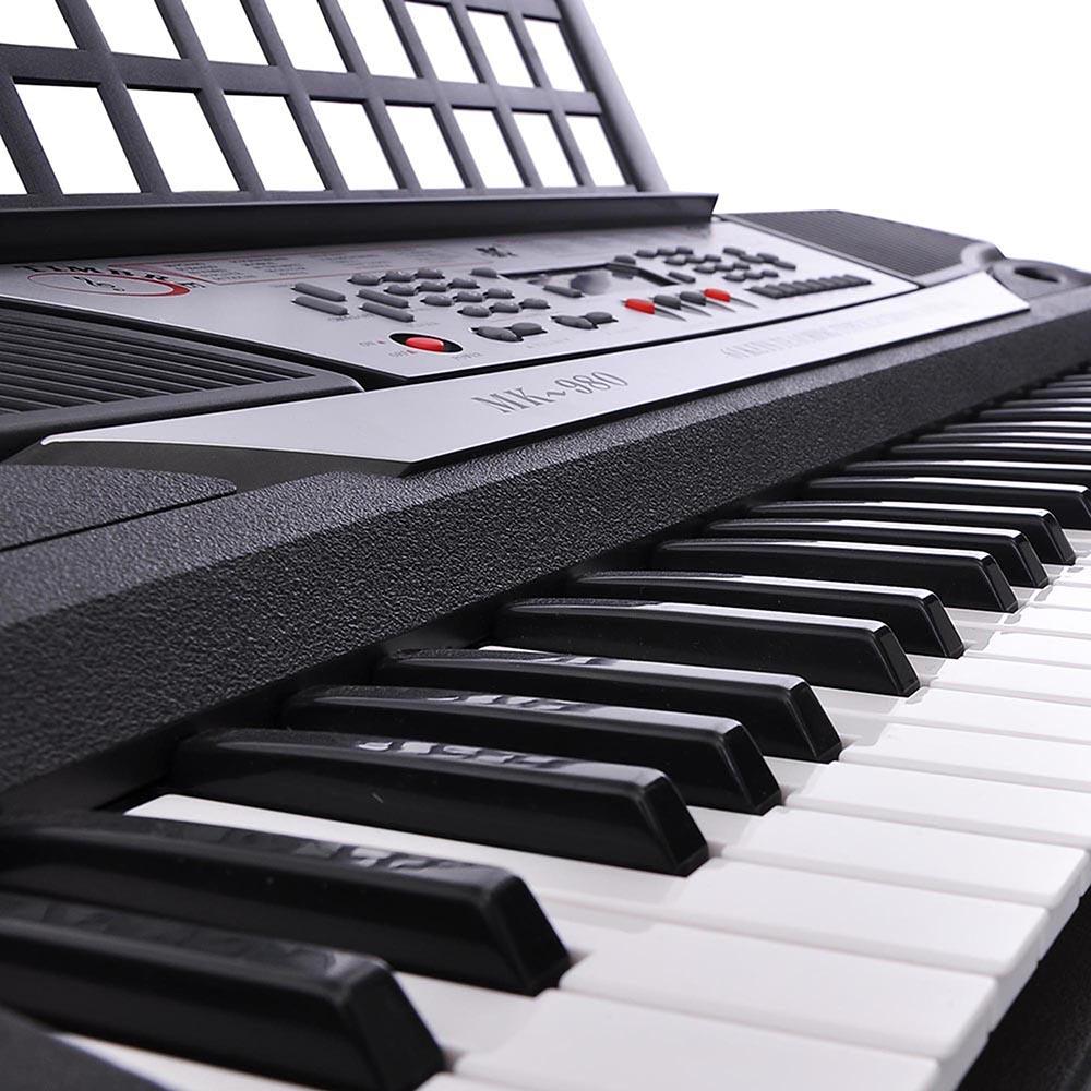 61-Key-Electric-Keyboard-Digital-Piano-Instrument-Kids-Talent-Practise-Xmas-Gift thumbnail 41