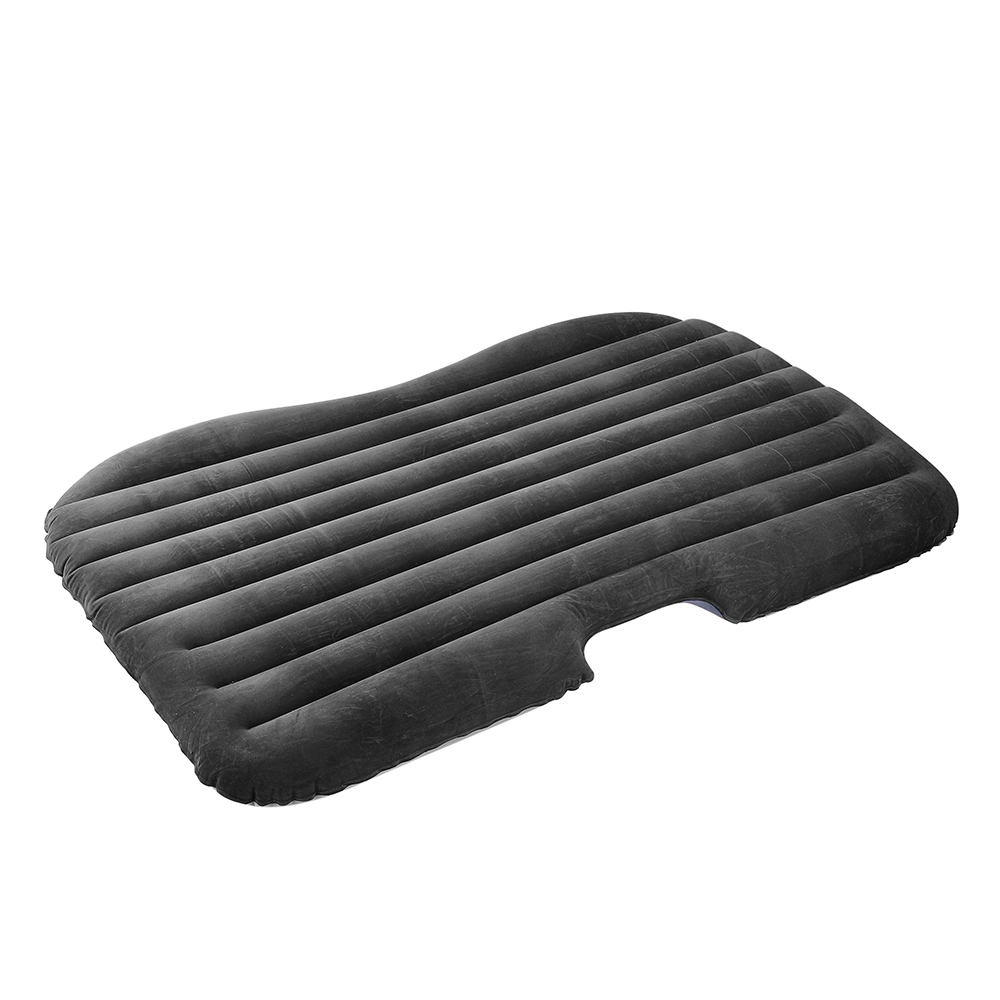 Universal-Inflatable-Mattress-Car-Air-Bed-Travel-Camping-Seat-Cushion-w-Pillows thumbnail 3