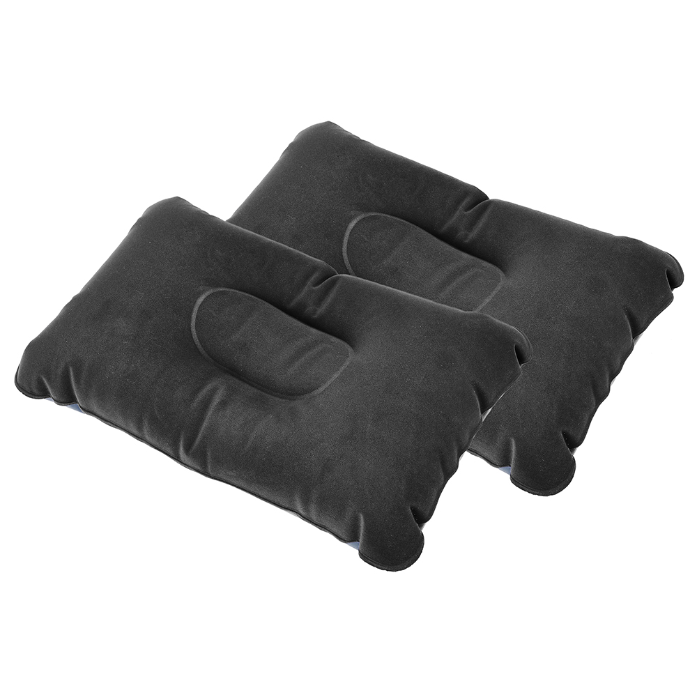 Universal-Inflatable-Mattress-Car-Air-Bed-Travel-Camping-Seat-Cushion-w-Pillows thumbnail 7