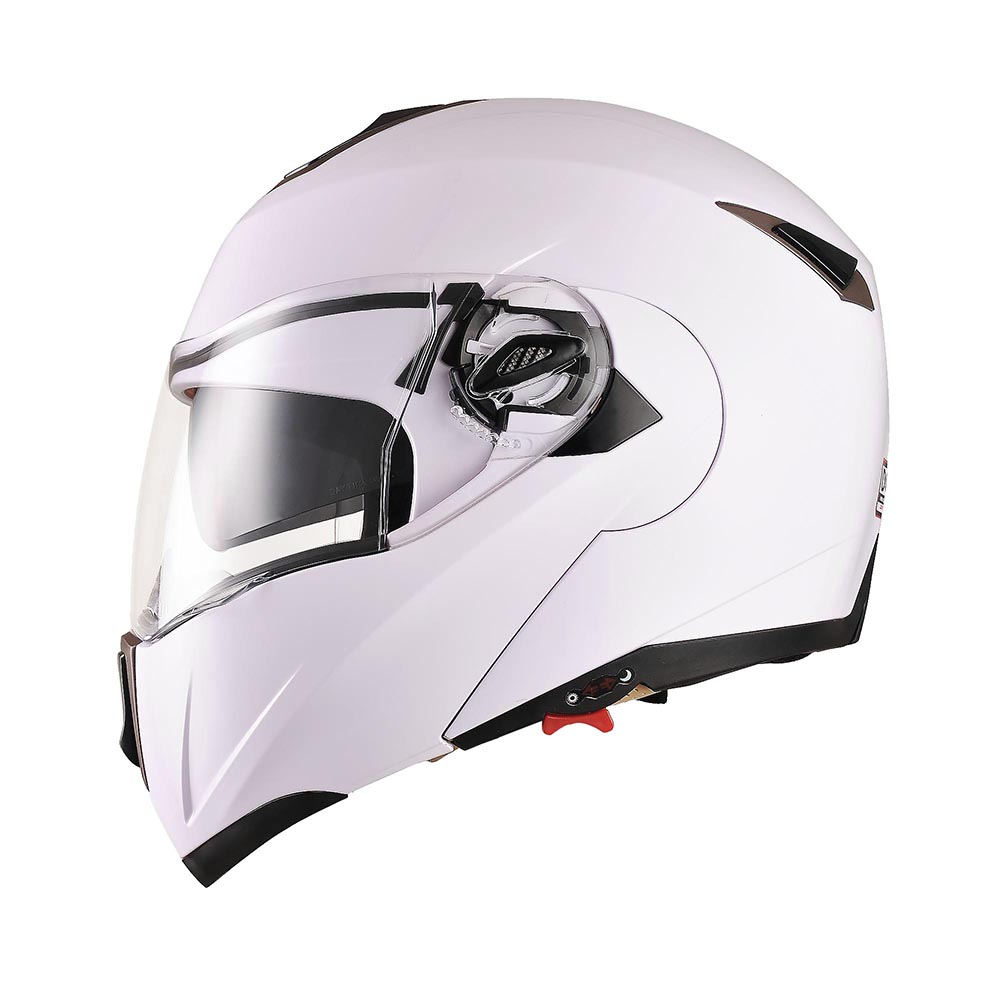 DOT-Flip-up-Modular-Full-Face-Motorcycle-Helmet-Dual-Visor-Motocross-Size-Opt thumbnail 55