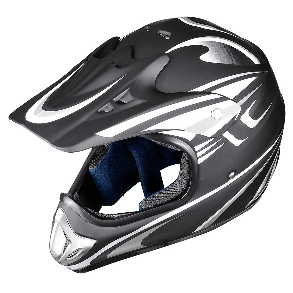 DOT-Approve-Motocross-Offroad-Dirt-Bike-Helmet-Adult-Full-Face-MX-Helmets-M-L-XL thumbnail 4