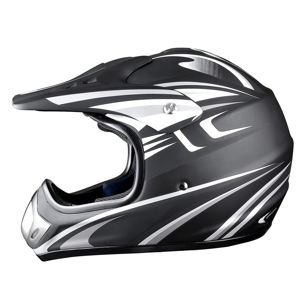 DOT-Approve-Motocross-Offroad-Dirt-Bike-Helmet-Adult-Full-Face-MX-Helmets-M-L-XL thumbnail 5