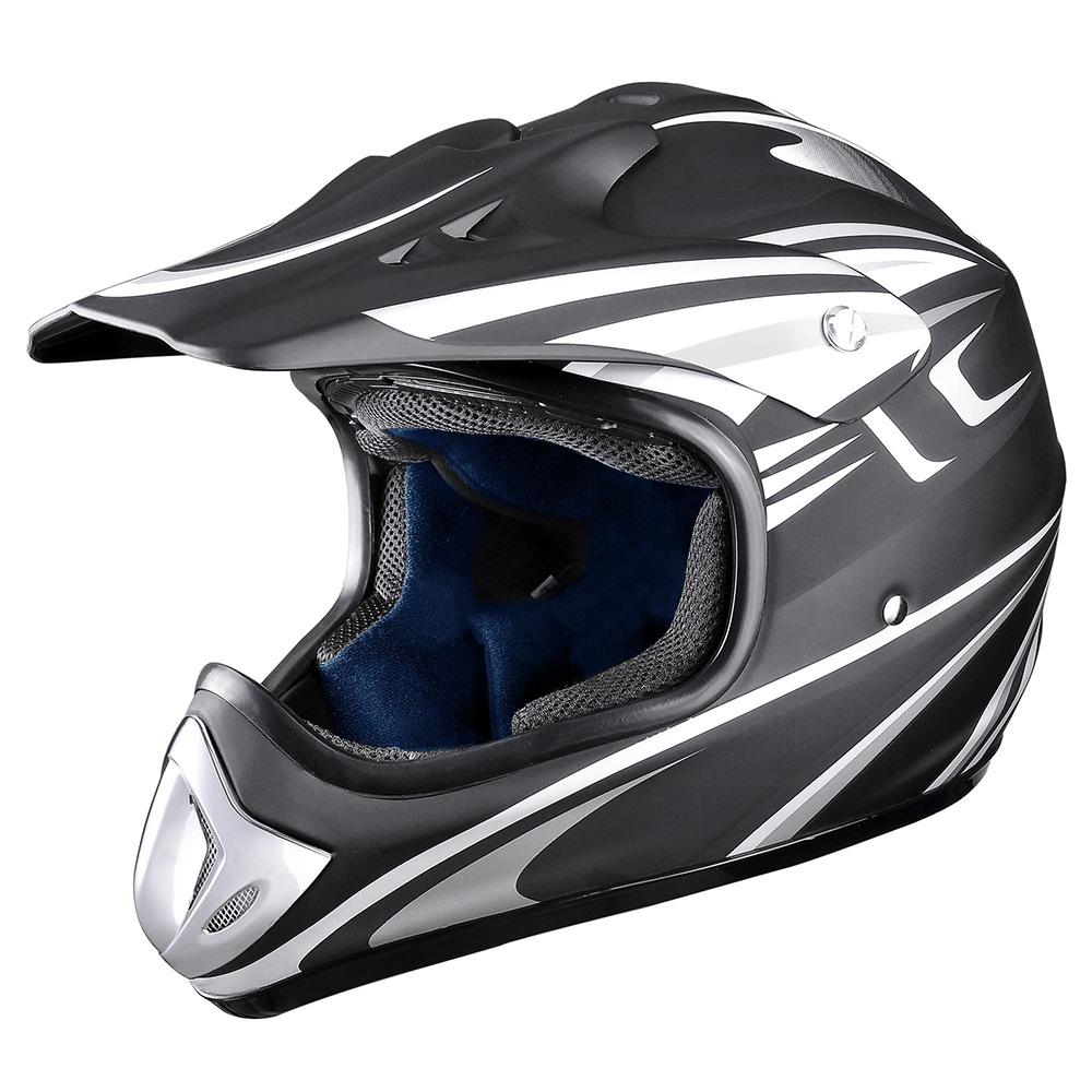 DOT-Approve-Motocross-Offroad-Dirt-Bike-Helmet-Adult-Full-Face-MX-Helmets-M-L-XL thumbnail 16