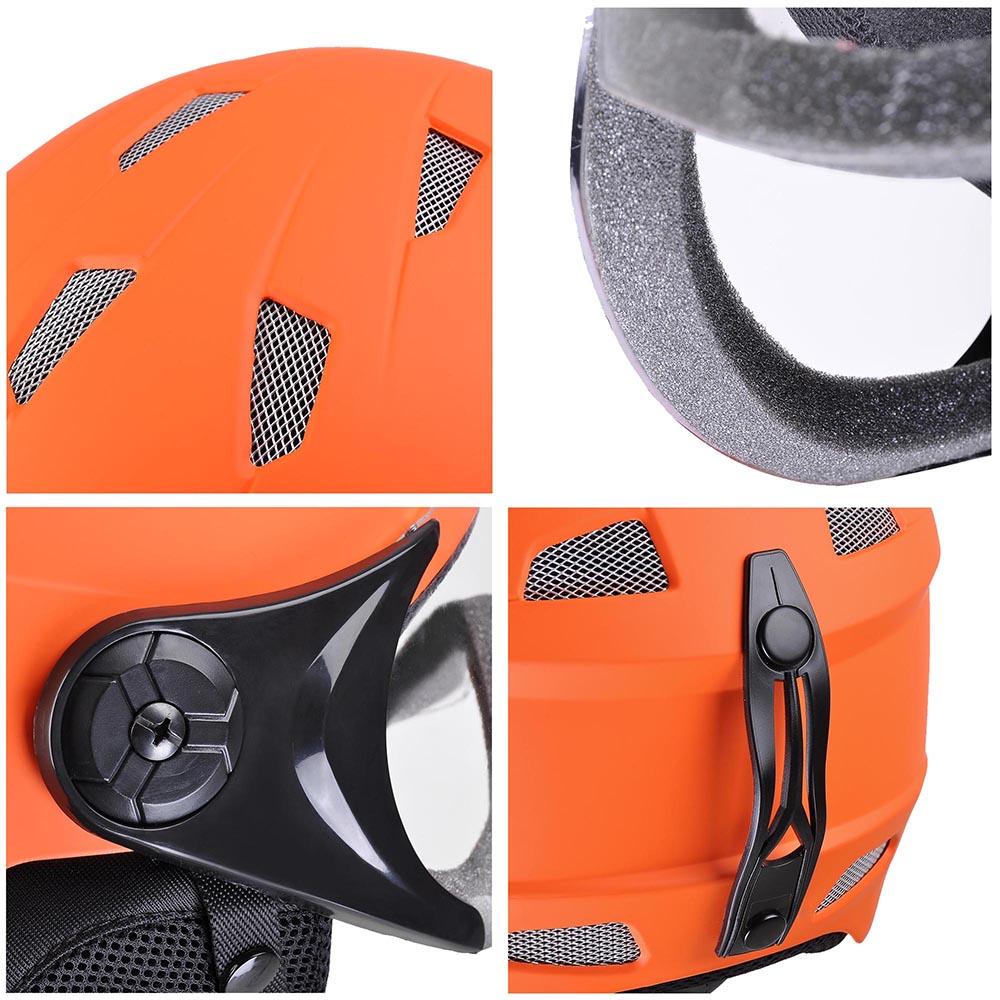 Adult-Kid-Snow-Sports-Helmet-Ski-Skateboard-Protection-w-Goggles-ASTM-Certified thumbnail 40