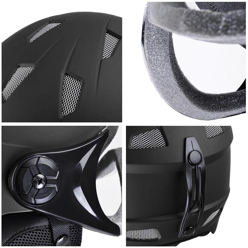 Adult-Kid-Snow-Sports-Helmet-Ski-Skateboard-Protection-w-Goggles-ASTM-Certified thumbnail 32