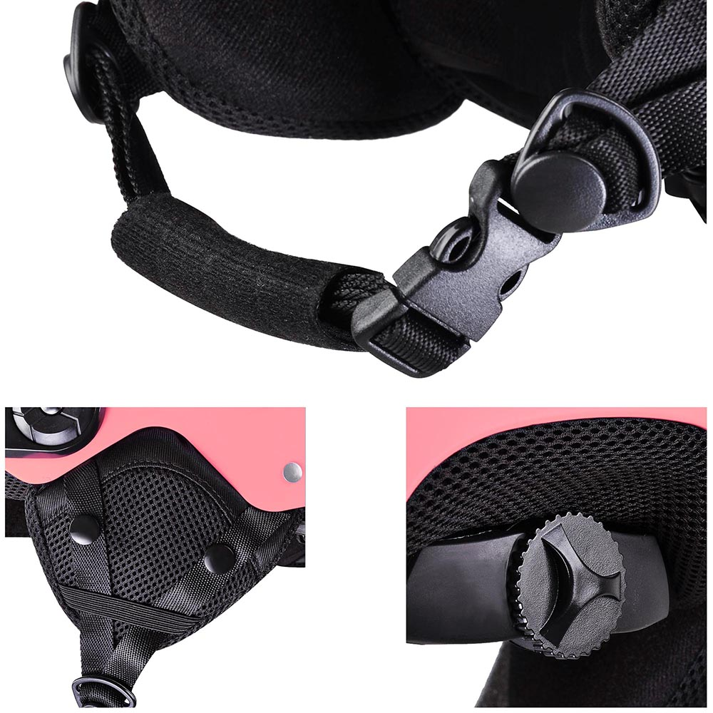 Adult-Kid-Snow-Sports-Helmet-Ski-Skateboard-Protection-w-Goggles-ASTM-Certified thumbnail 25