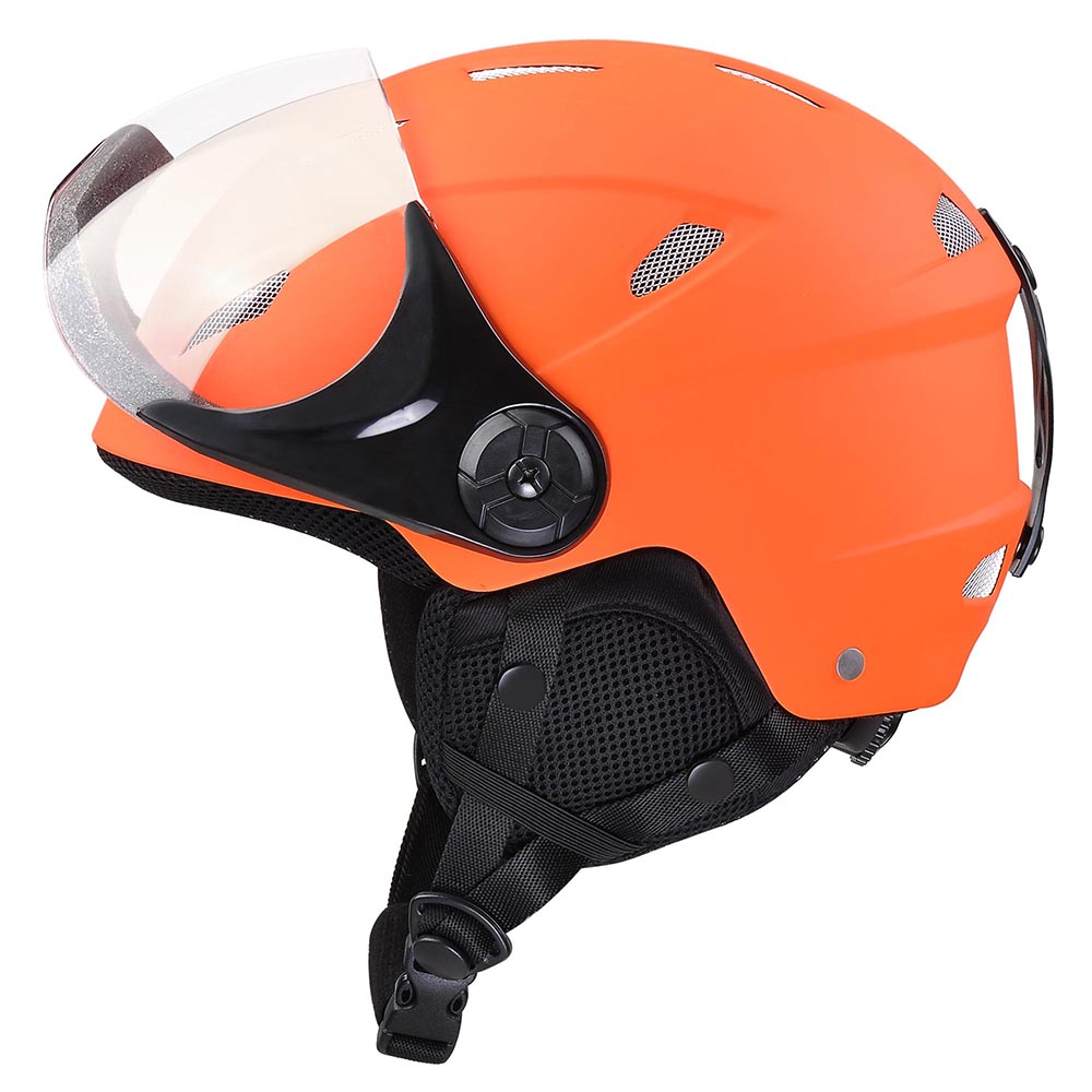 Adult-Kid-Snow-Sports-Helmet-Ski-Skateboard-Protection-w-Goggles-ASTM-Certified thumbnail 13