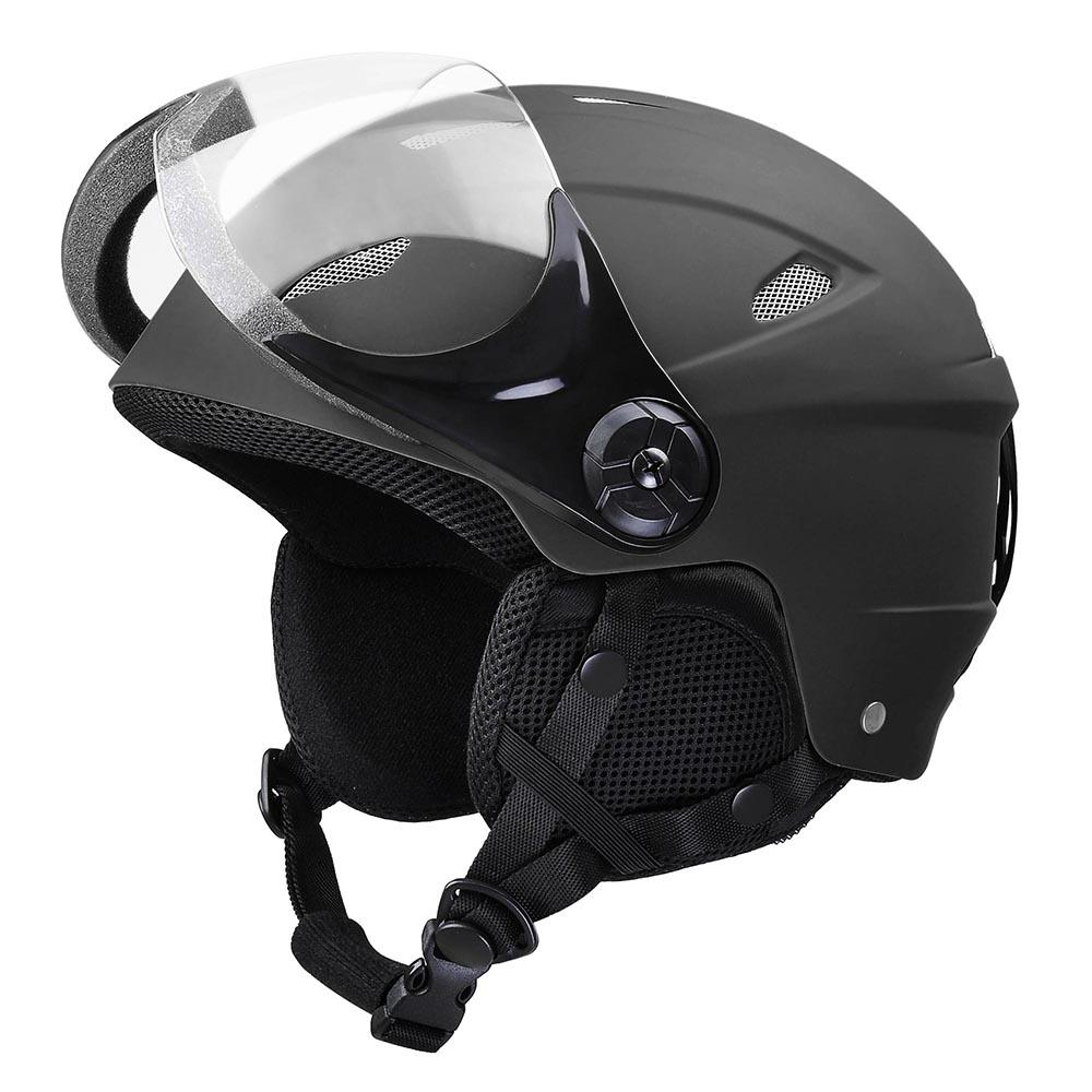 Adult-Kid-Snow-Sports-Helmet-Ski-Skateboard-Protection-w-Goggles-ASTM-Certified thumbnail 4