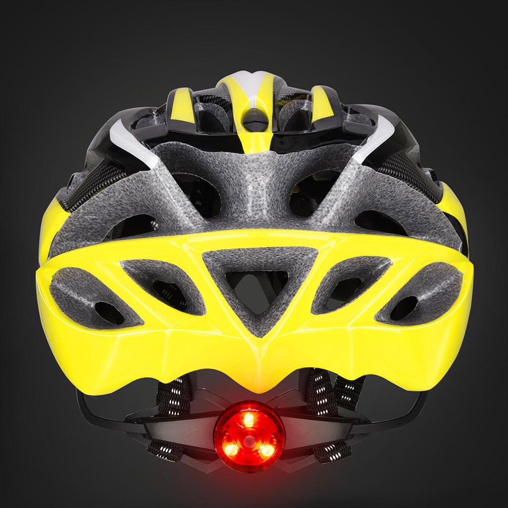 Bicycle-Helmet-Bike-Cycling-Adult-Adjustable-Safety-Helmet-Visor-LED-Light-Sport thumbnail 56