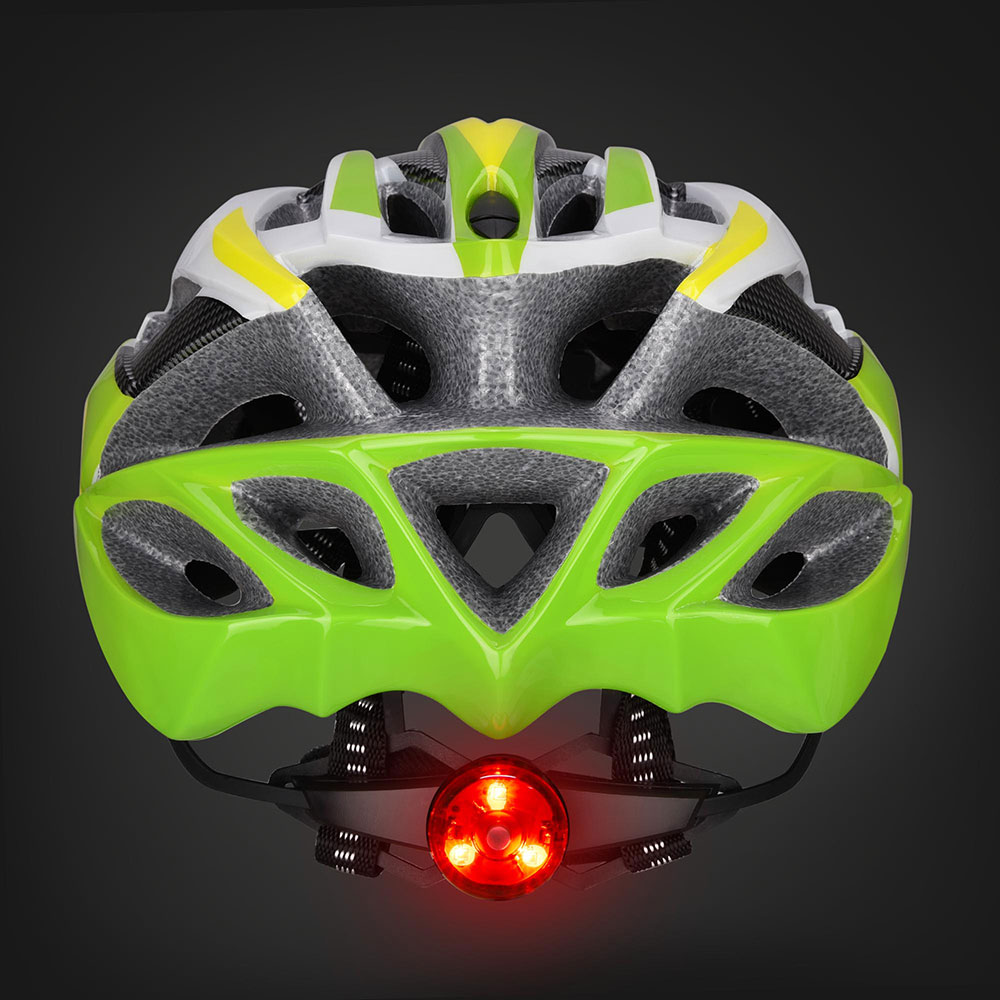 Bicycle-Helmet-Bike-Cycling-Adult-Adjustable-Safety-Helmet-Visor-LED-Light-Sport thumbnail 83