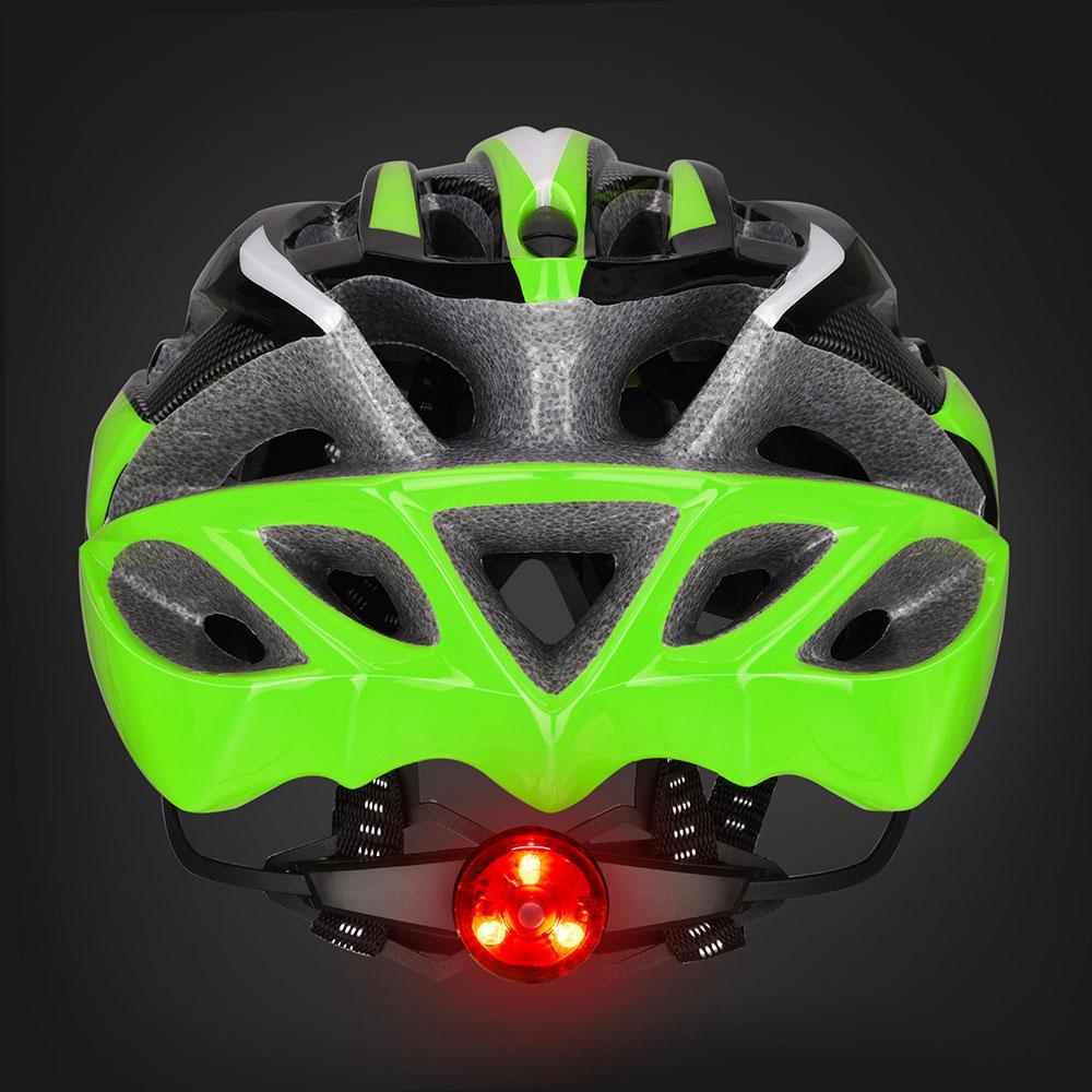 Bicycle-Helmet-Bike-Cycling-Adult-Adjustable-Safety-Helmet-Visor-LED-Light-Sport thumbnail 29