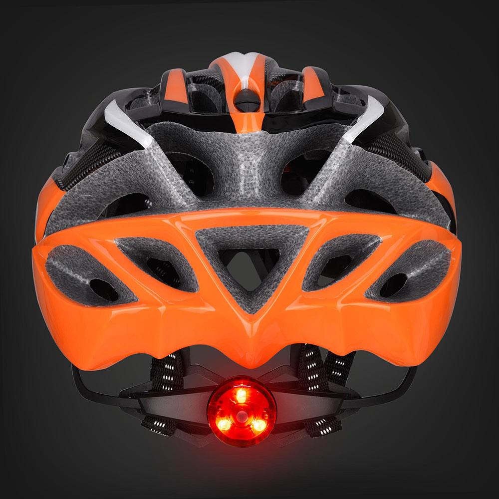 Bicycle-Helmet-Bike-Cycling-Adult-Adjustable-Safety-Helmet-Visor-LED-Light-Sport thumbnail 38
