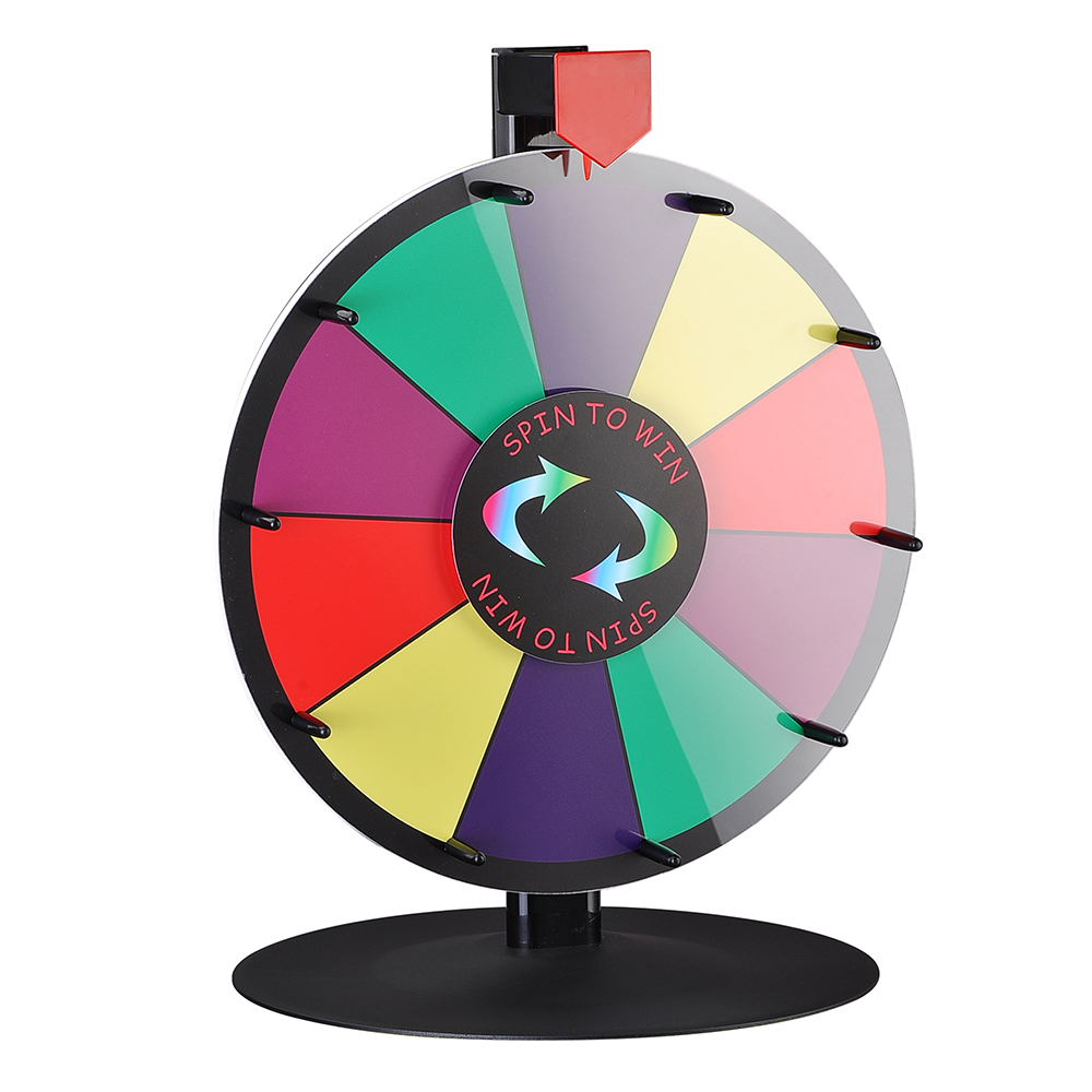 15-034-Tabletop-Color-Prize-Wheel-Spin-Fortune-Win-Game-Tradeshow-Party-Carnival