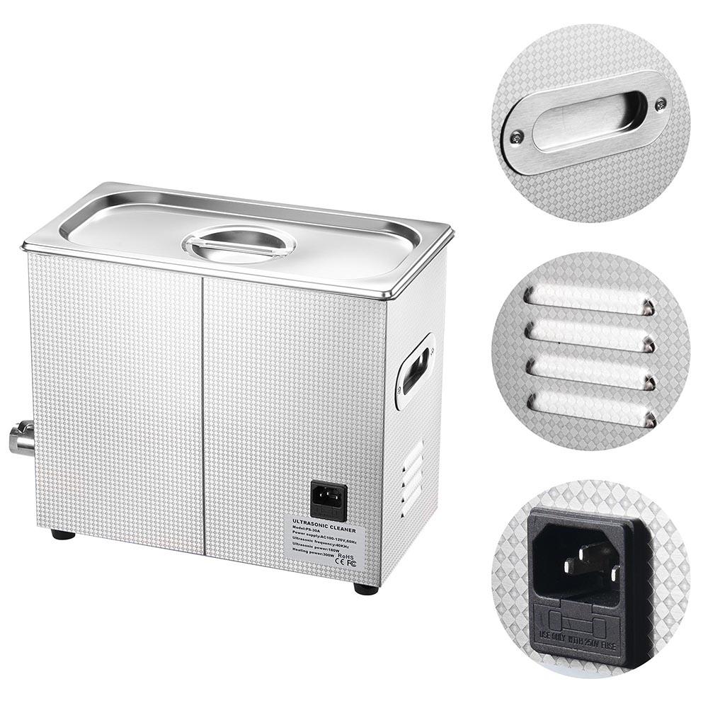 2L-3L-6L-15L-Industry-Digital-Heated-Ultrasonic-Cleaner-Heater-Timer-Bath-Tank thumbnail 59