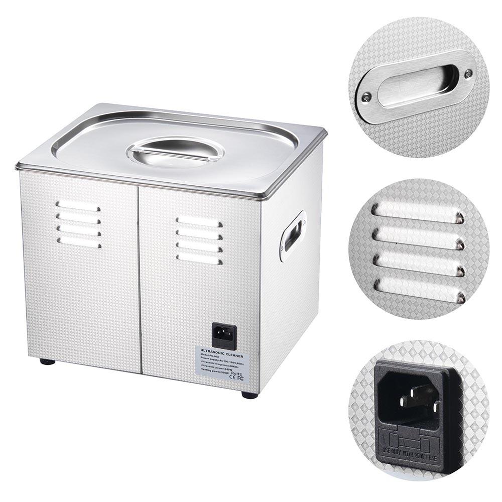 2L-3L-6L-15L-Industry-Digital-Heated-Ultrasonic-Cleaner-Heater-Timer-Bath-Tank thumbnail 18