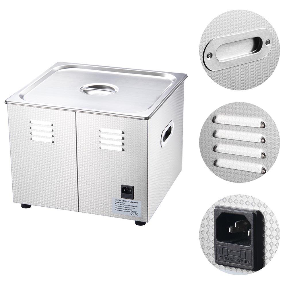 2L-3L-6L-15L-Industry-Digital-Heated-Ultrasonic-Cleaner-Heater-Timer-Bath-Tank thumbnail 29