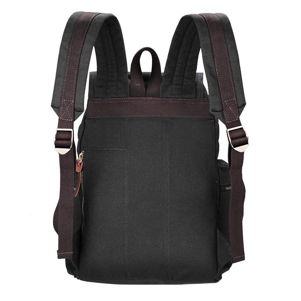 Travel-Canvas-Sport-Backpack-Rucksack-School-Satchel-Laptop-Camping-Hiking-Bag thumbnail 4
