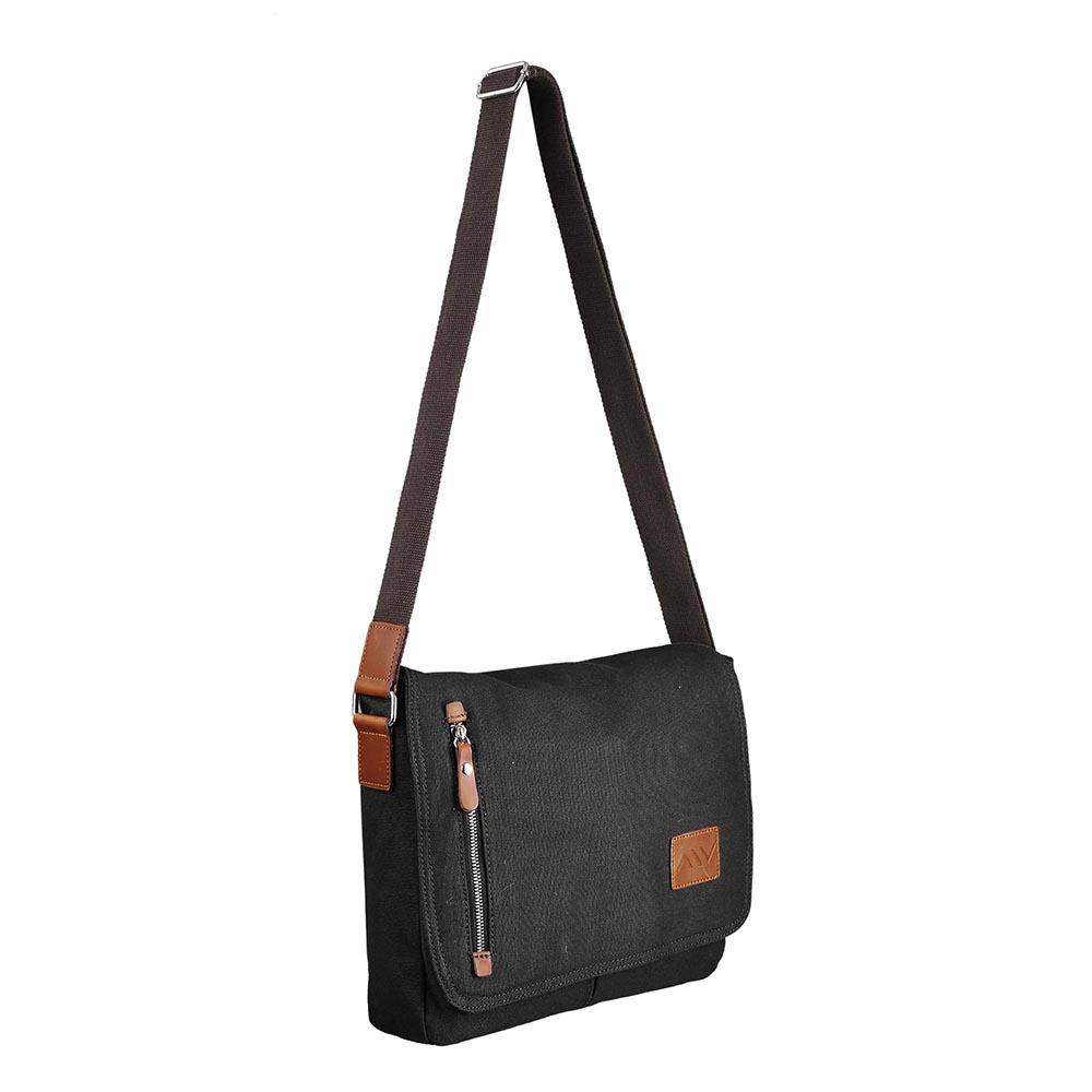 American And Togo Flag Crossbody Shoulder Bag Adjustable Casual Daily Messenger Bag Satchel School Bag For Women And Men