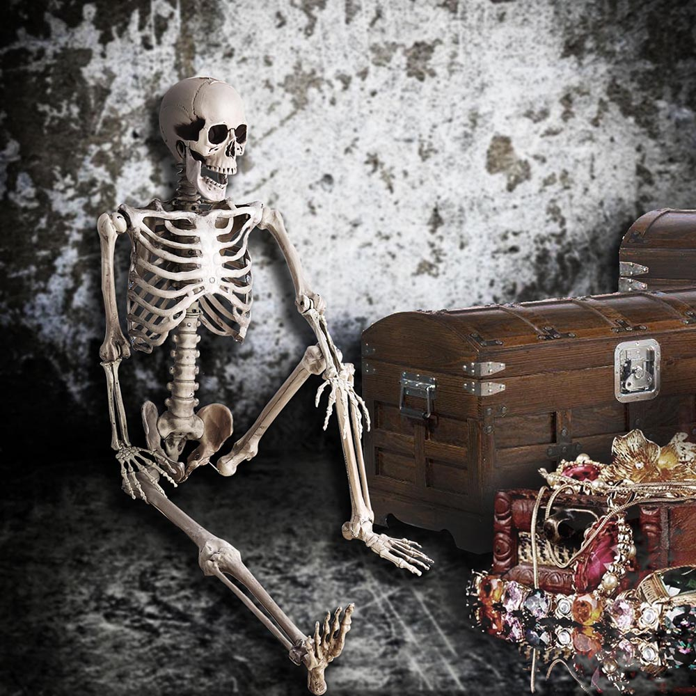 Картинки прикольные скелетики