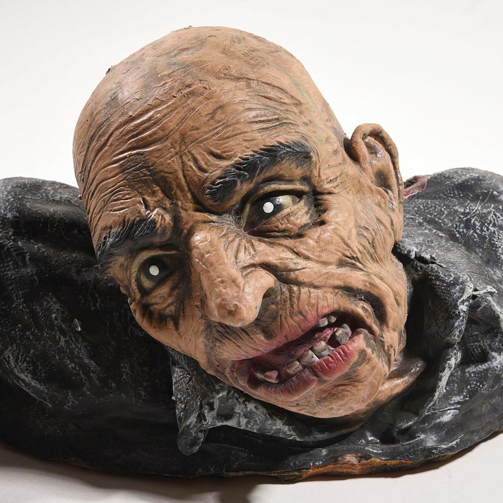 Halloween-Horror-Haunted-House-Decoration-Skull-Prop-Grovelling-Zombie-Ghost thumbnail 48