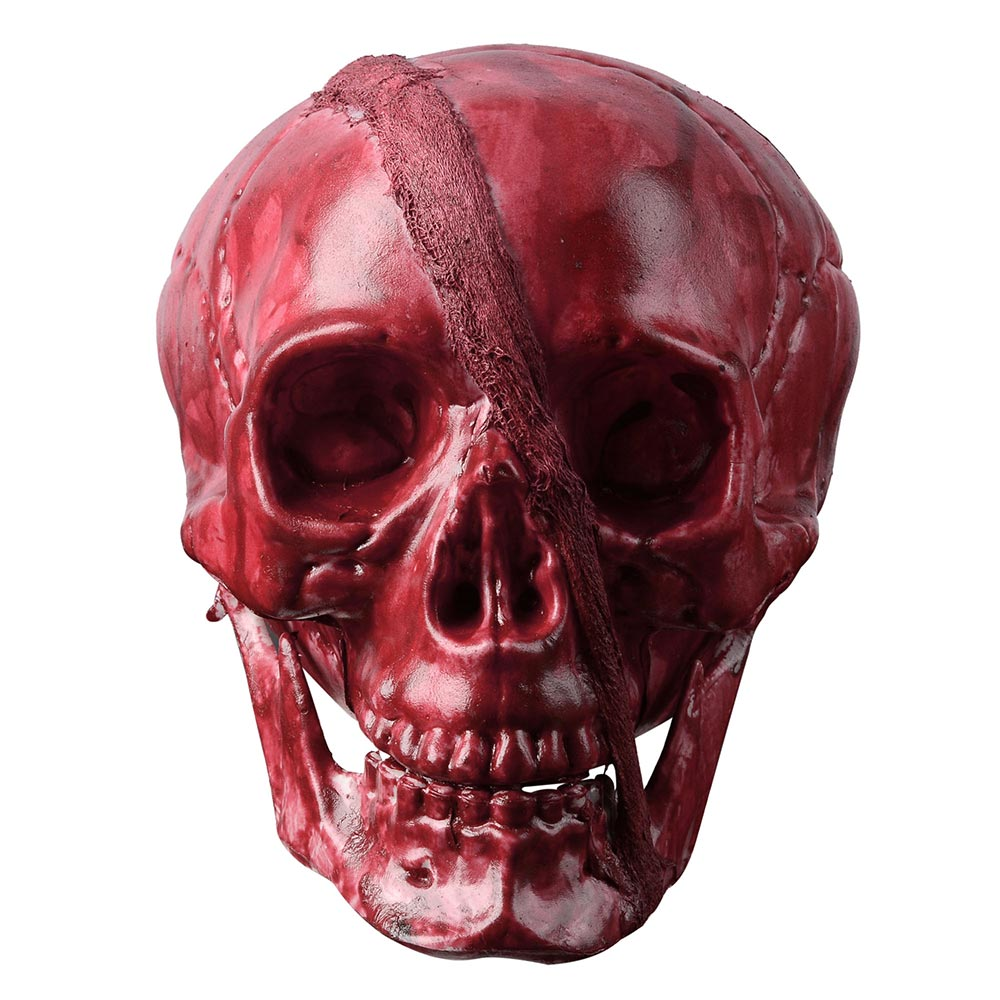 Halloween-Horror-Haunted-House-Decoration-Skull-Prop-Grovelling-Zombie-Ghost thumbnail 44