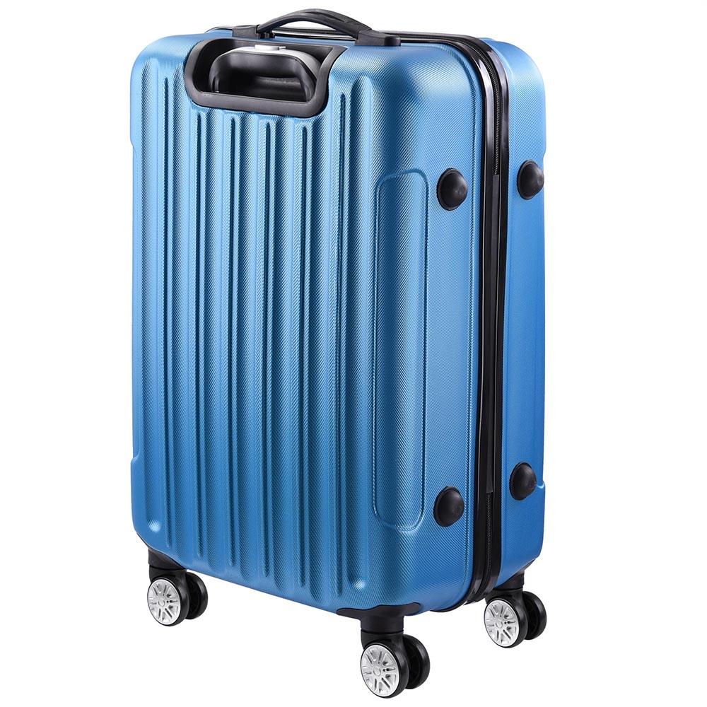 3-Piece-Travel-Luggage-Set-Fashion-Hardside-360-Rolling-Suitcase-20-034-24-034-28-034 thumbnail 14