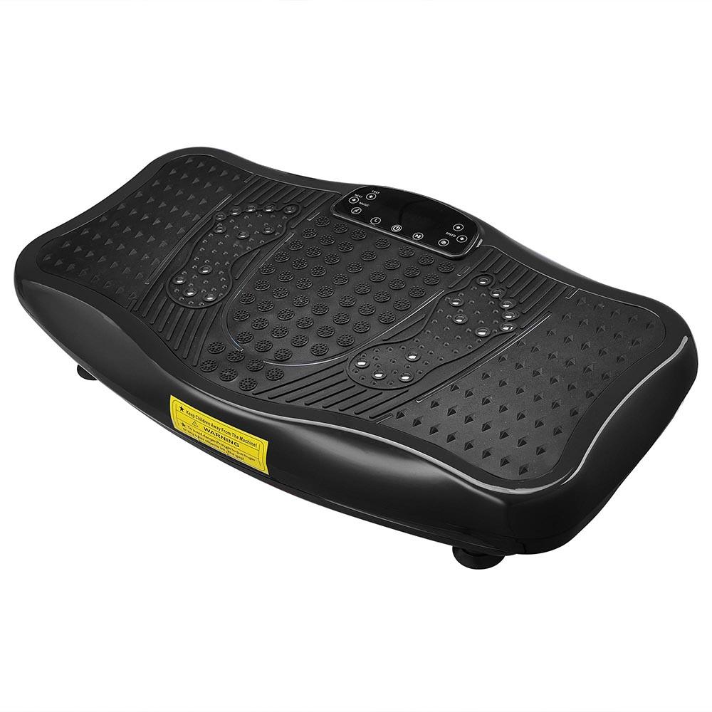 Total Gym Big W: 500W Vibration Plate Platform Crazy Fit Body Power Massage