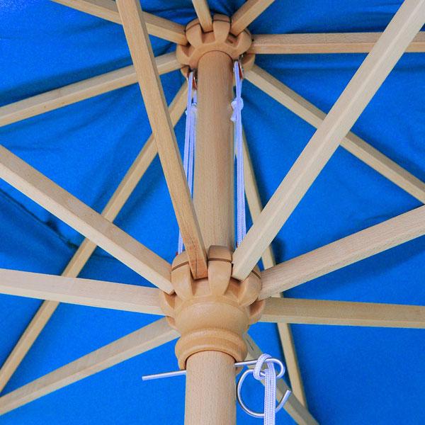 8-039-9-039-13-039-Outdoor-Patio-Wood-Umbrella-Wooden-Pole-Market-Beach-Garden-Sun-Shade thumbnail 17
