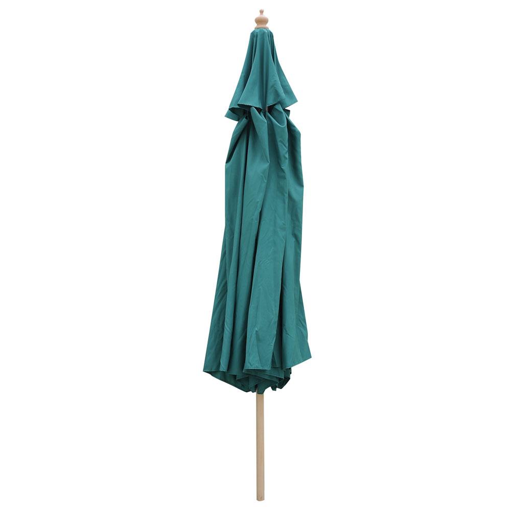 8-039-9-039-13-039-Outdoor-Patio-Wood-Umbrella-Wooden-Pole-Market-Beach-Garden-Sun-Shade thumbnail 25