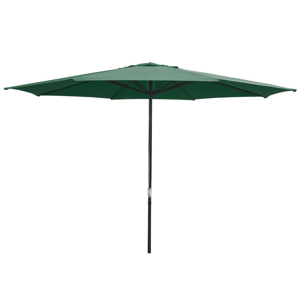 Uv Patio Umbrella: 13' Aluminum Umbrella UV30+ Outdoor Patio Market Garden