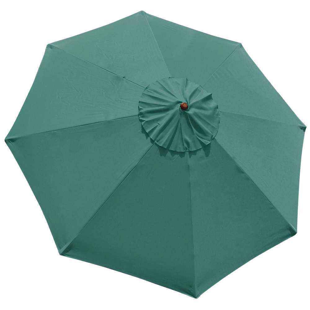 8-039-9-039-10-039-13-039-Umbrella-Replacement-Canopy-8-Rib-Outdoor-Patio-Top-Cover-Only-Opt thumbnail 6
