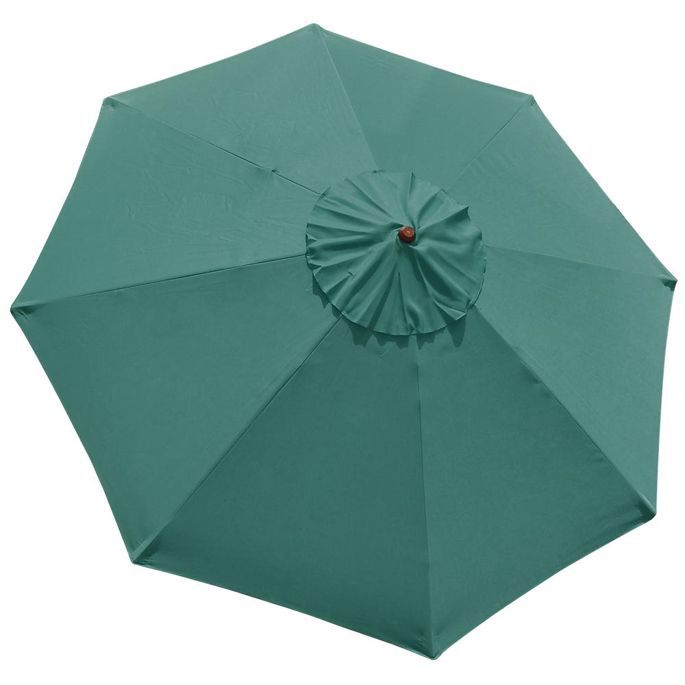 Patio-Umbrella-Canopy-Top-Cover-Replacement-Market-Beach-Umbrella-8-039-9-039-10-039-13-039 thumbnail 14