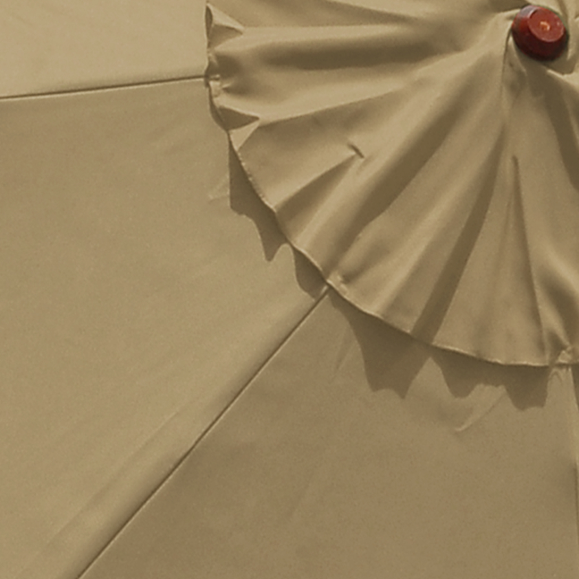 thumbnail 38 - 8'/9'/10'/13' Umbrella Replacement Canopy 8 Rib Outdoor Patio Top Cover Only Opt